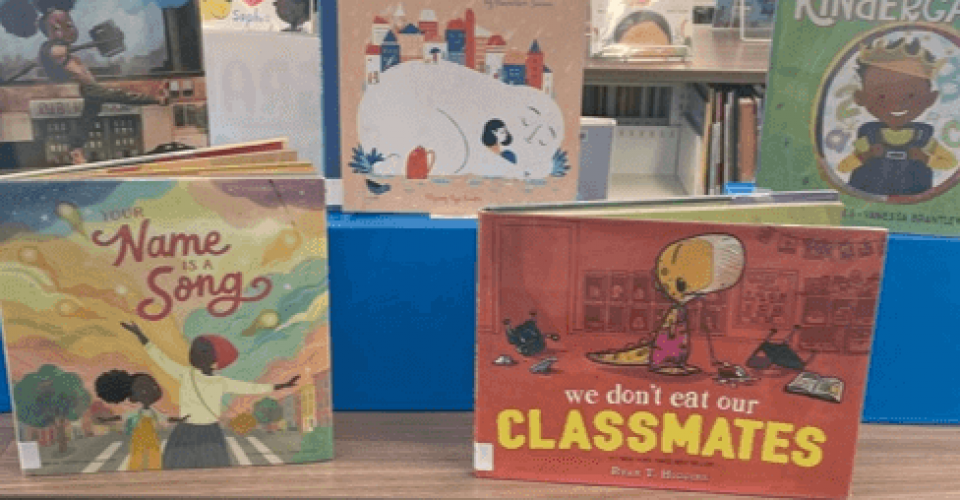 Reads that Ease Back-to-School Jitters
